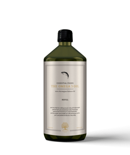 ESSENTIAL the OMEGA 3 OIL